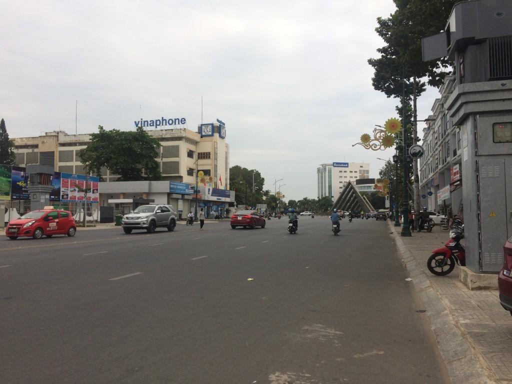 Dự án ngầm hóa lưới điện trung hạ thế trên đường 30 tháng 4 tỉnh Tây Ninh